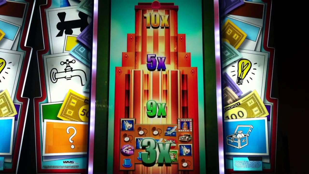 vegas slot machines with bonus spins