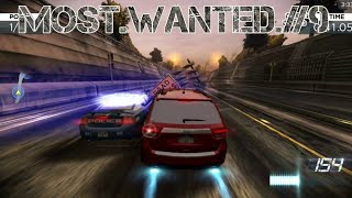 Need For Speed Most Wanted Playthrough #9 SUBARU, Jeep, Koenigsegg & Audi