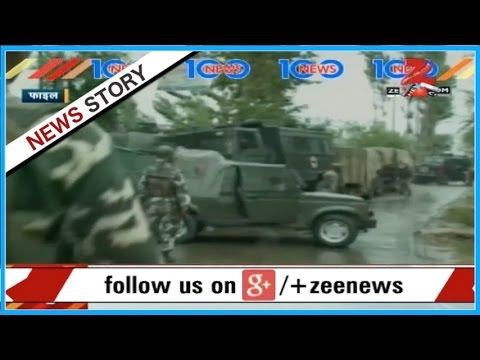 4 terrorist killed while one captured alive in an encounter with Indian Army in Kupwara