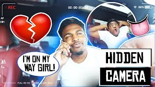 HIDDEN CAR CAMERA ON BOYFRIEND! 💔**YOU WON'T BELIEVE THIS**