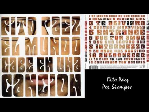Fito Paez El Mundo Cabe en Una Canción Álbum Disco Completo Absolut Paez