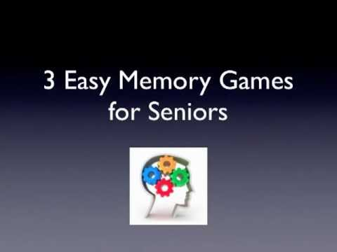 free activities for people with memory loss