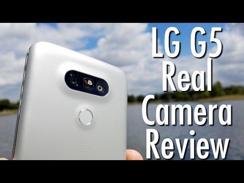 LG G5 Real Camera Review: Dual Camera Fun