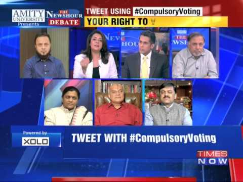 The Newshour Debate: Skip Voting, Face action? - Part 2 (11th Nov 2014)