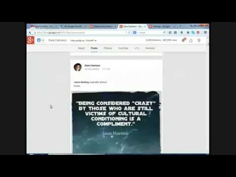 Google Plus Mastery | Followers | Circle Shares | Engagement