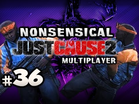 BOATS GO FLY - Nonsensical Just Cause 2 Multiplayer w/Nova & Dan Ep.36