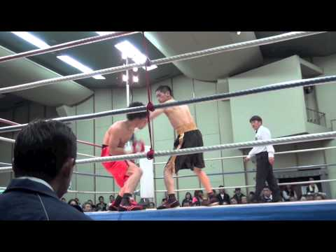 Gifu Soul Fighters — Classic Japanese Boxing