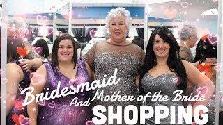 Plus Size Bridesmaid Dress Shopping  | Bombshell Bridal Boutique