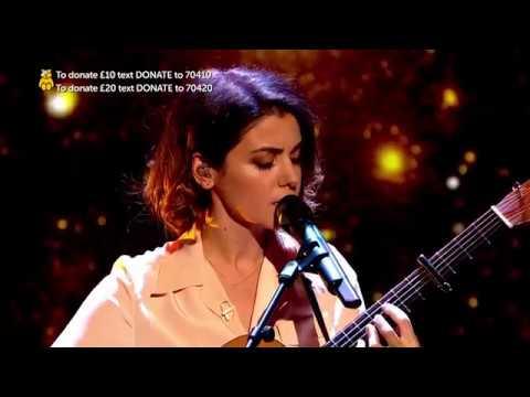 Katie Melua -  Fields of Gold  (Children in Need 2017)