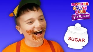 Kids Play Prank on Dad | Johny Johny Yes Papa | Mother Goose Club Playhouse Kids Video