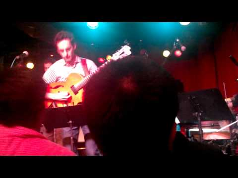 Julian Lage Group - Up From the North [Live @ Sullivan Hall, NY - 01/06/2012]