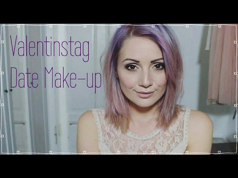 Ü30 Valentinstag Date Make-up Tutorial mit Drogeriemarkt Produkten ...