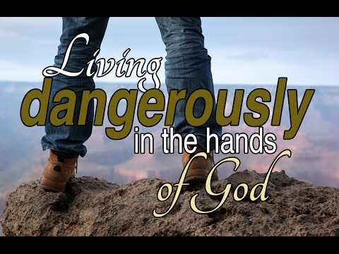 Steve Camp - Living Dangerously In The Hands Of God