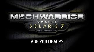 SOLARIS 7 HYPE! Bolt-ons!