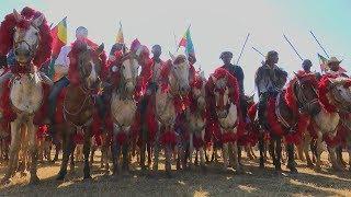 ኢትዮጵያን እንወቅ አዊ እንጅባራ ፈረስ ጉግስ / DISCOVER ETHIOPIA Season 2 Episode 2  Horse Riding
