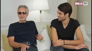 Andrea Bocelli Canta Con Su Hijo Matteo En Su Nuevo álbum Titulado Sí Hola Tv