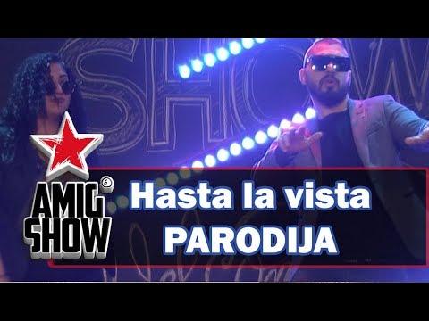 BanatBoysParody Hurricane - Hasta La Vista PARODIJA (Ami G Show S12)