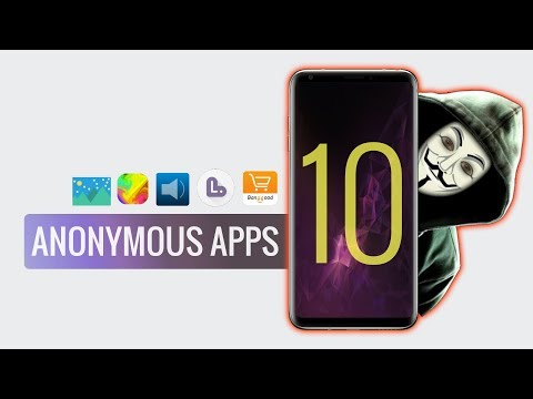 10 ANONYMOUS Android Apps That Will Blow Your Mind Right Now : NO ROOT 2018