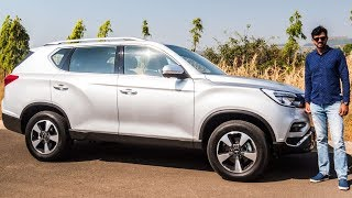 Mahindra Alturas G4 Review - Feature Loaded SUV | Faisal Khan