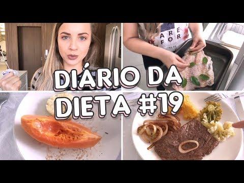 DIÁRIO DA DIETA #19