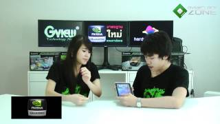 OverclockZone TV EP.78  HTC Flyer (HD)