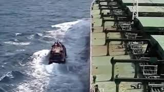 Somali pirates mess with the wrong ship