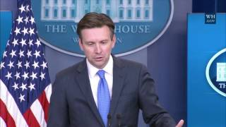 1/6/17: White House Press Briefing