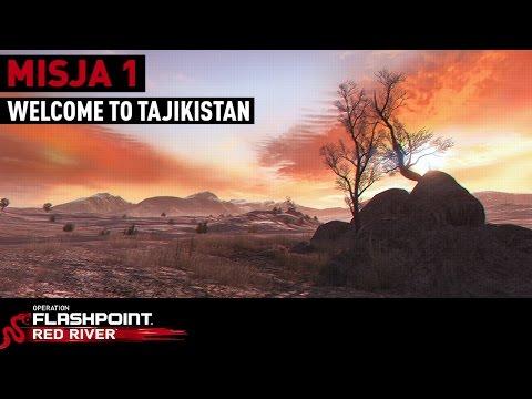 Operation Flashpoint: Red River - Kampania - 1 Misja (Coop): Welcome to Tajikistan