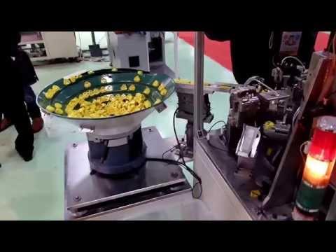 Day 1 setup – pencil sharpener assembly