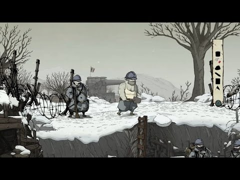 VALIANT HEARTS: THE GREAT WAR #5