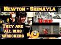 Newton - Shimayla (Reaction)