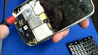 Blackberry Bold 9900 / 9930 How to Disassemble / Take Apart / Teardown