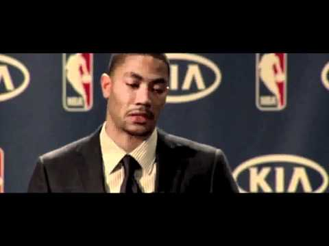 Derrick Rose - Life Story{HD} 2012