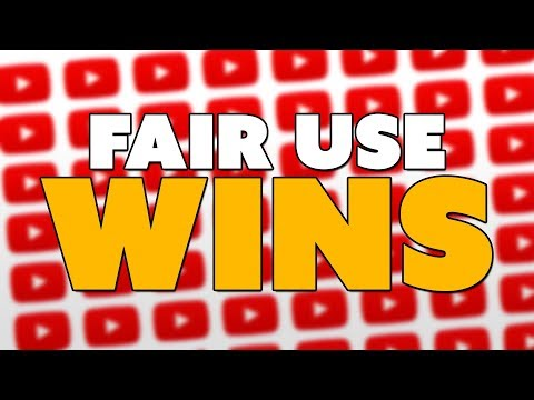 Fair Use Lawsuit WIN Big for YouTube - The Know