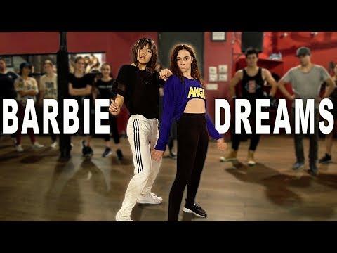 "Nicki Minaj - ""BARBIE DREAMS"" Dance   Matt Steffanina ft Kaycee, Bailey & Charlize MP3"
