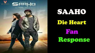 Saaho Movie Public Response | Prabhas fans response | Saaho release | August 30