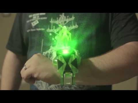 Ben 10 Real Omnitrix VFX Test