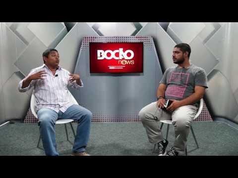 Entrevista com Paulo Mota - Candidato a presidente do PT em Salvador