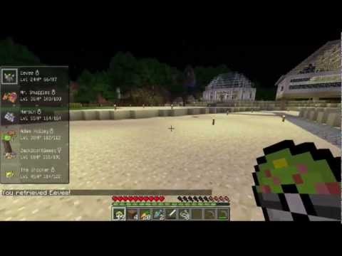Pixelmon : Umbreon. The Ultimate Minecraft + More