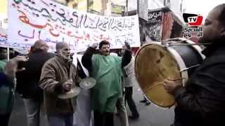 مواكب الصوفية تحتفل بالمولد النبوي في بورسعيد: «مدد يا حبيب الله»