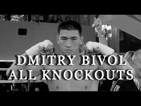 Дмитрий Бивол все нокауты