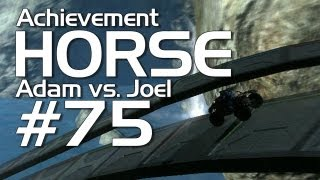 Halo: Reach - Achievement HORSE #75 (Adam vs. Joel)
