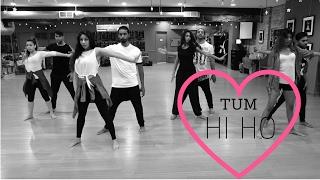 Tum Hi Ho (Aashiqui 2) Dance - Choreography by Shereen Ladha - Bollywood Contemporary Dance