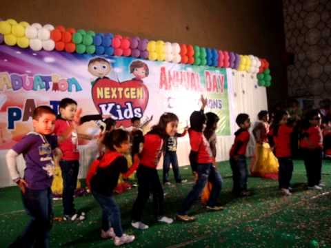 Helaine Steny & Team Dance Performance On chota Bheem Title Song video