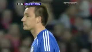 Manchester United vs Chelsea Full match 2006-2007