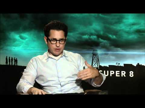 J.J. Abrams 'Super 8' Interview