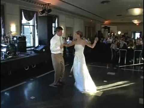 Our First Dance - Crazy Little Thing Called Love video