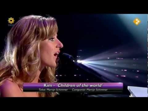 Kim de Boer - Children of the world (Nationaal Songfestival 2012)