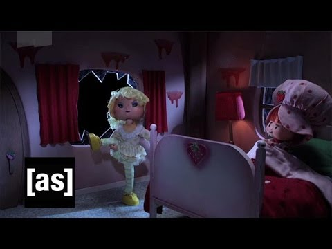 Season of the Bitch... Pudding | Robot Chicken | Adult Swim