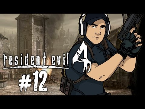 "Resident Evil 4 con ALKAPONE Ep. 12 ""Las Trampas del Castillo"""